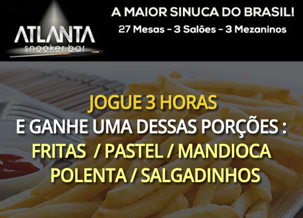 Promoção do Atlanta